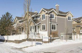 Main Photo: 4 3075 TRELLE Crescent in Edmonton: Zone 14 Townhouse for sale : MLS®# E4191816