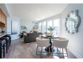 """Photo 1: 414 15350 16A Avenue in Surrey: King George Corridor Condo for sale in """"Ocean Bay Villas"""" (South Surrey White Rock)  : MLS®# R2446973"""