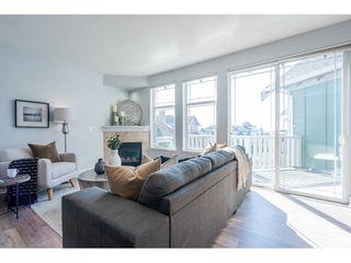 """Photo 3: 414 15350 16A Avenue in Surrey: King George Corridor Condo for sale in """"Ocean Bay Villas"""" (South Surrey White Rock)  : MLS®# R2446973"""