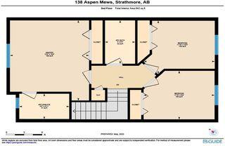 Photo 17: 138 Aspen Mews: Strathmore Semi Detached for sale : MLS®# C4299274
