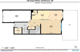 Photo 4: 138 Aspen Mews: Strathmore Semi Detached for sale : MLS®# C4299274