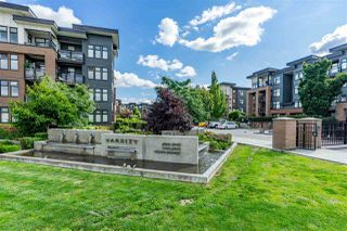"Photo 1: 316 20068 FRASER Highway in Langley: Langley City Condo for sale in ""Varsity"" : MLS®# R2473178"