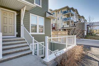 Photo 2: 34 AUBURN BAY Link SE in Calgary: Auburn Bay Row/Townhouse for sale : MLS®# A1027472