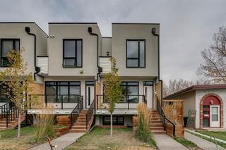 Photo 2: 102 1616 24 Avenue NW in Calgary: Capitol Hill Row/Townhouse for sale : MLS®# A1040781