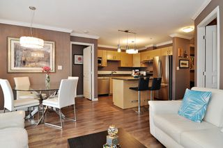 Photo 3: 308 20200 56 AVENUE in Langley: Langley City Condo for sale : MLS®# R2509709
