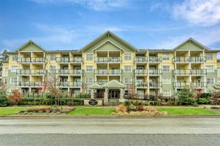 "Main Photo: 411 5020 221A Street in Langley: Murrayville Condo for sale in ""MURRAYVILLE HOUSE"" : MLS®# R2524259"