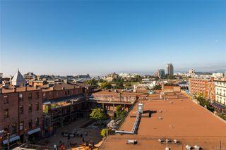 Photo 3: 409 595 Pandora Ave in : Vi Downtown Condo for sale (Victoria)  : MLS®# 862378