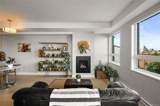 Photo 4: 409 595 Pandora Ave in : Vi Downtown Condo for sale (Victoria)  : MLS®# 862378