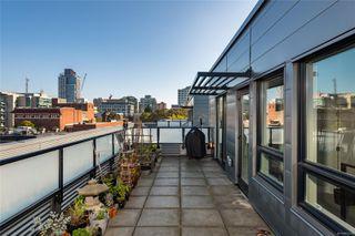 Photo 16: 409 595 Pandora Ave in : Vi Downtown Condo for sale (Victoria)  : MLS®# 862378