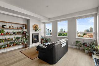 Photo 5: 409 595 Pandora Ave in : Vi Downtown Condo for sale (Victoria)  : MLS®# 862378