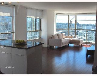 "Photo 2: 1701 888 PACIFIC Street in Vancouver: False Creek North Condo for sale in ""PACIFIC PROMENADE"" (Vancouver West)  : MLS®# V675304"