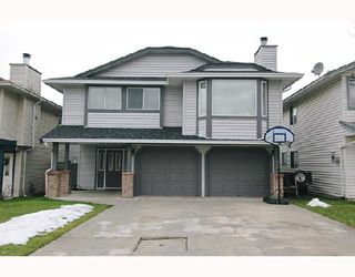 Photo 1: 11581 WARESLEY Street in Maple_Ridge: Southwest Maple Ridge House for sale (Maple Ridge)  : MLS®# V688294