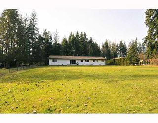 Photo 10: 12606 251ST Street in Maple_Ridge: Websters Corners House for sale (Maple Ridge)  : MLS®# V691278