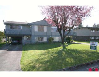 Main Photo: 9360 CARLETON Street in Chilliwack: Chilliwack E Young-Yale House Duplex for sale : MLS®# H2801916