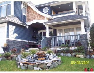 """Photo 2: 35842 WESTVIEW Boulevard in Abbotsford: Abbotsford East House for sale in """"Highlands"""" : MLS®# F2816284"""