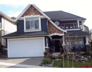 """Photo 1: 35842 WESTVIEW Boulevard in Abbotsford: Abbotsford East House for sale in """"Highlands"""" : MLS®# F2816284"""