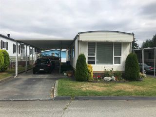 "Main Photo: 11 7850 KING GEORGE Boulevard in Surrey: East Newton Manufactured Home for sale in ""Bear Creek Glen"" : MLS®# R2388858"