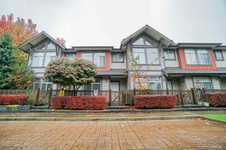 "Main Photo: 10 10066 153 Street in Surrey: Guildford Townhouse for sale in ""ESCADA"" (North Surrey)  : MLS®# R2414068"