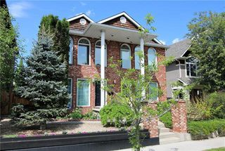 Photo 1: 603 15 Street NW in Calgary: Hillhurst Semi Detached for sale : MLS®# C4300214