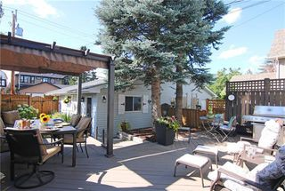 Photo 32: 603 15 Street NW in Calgary: Hillhurst Semi Detached for sale : MLS®# C4300214