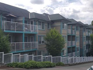 "Photo 2: 310 33960 OLD YALE Road in Abbotsford: Central Abbotsford Condo for sale in ""Old Yale Heights"" : MLS®# R2464949"