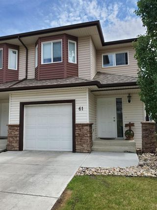 Photo 1: 61 171 Brintnell Boulevard in Edmonton: Zone 03 Townhouse for sale : MLS®# E4203293