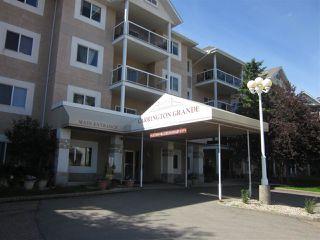 Main Photo: 123 10511 42 Avenue NW in Edmonton: Zone 16 Condo for sale : MLS®# E4205322