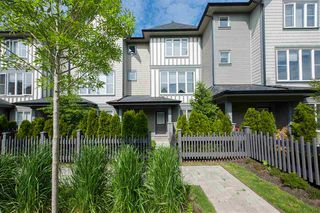 Photo 1: 9 8050 204 STREET in Langley: Willoughby Heights Townhouse for sale : MLS®# R2373699