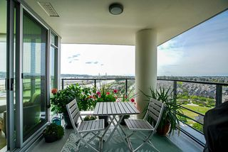 """Photo 28: 1201 210 SALTER Street in New Westminster: Queensborough Condo for sale in """"The Peninsula"""" : MLS®# R2497782"""