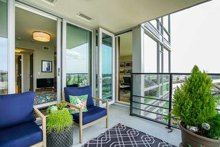 """Photo 25: 1201 210 SALTER Street in New Westminster: Queensborough Condo for sale in """"The Peninsula"""" : MLS®# R2497782"""