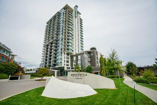 """Photo 1: 1201 210 SALTER Street in New Westminster: Queensborough Condo for sale in """"The Peninsula"""" : MLS®# R2497782"""