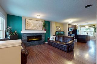 Photo 5: 587 Orchards Boulevard SW in Edmonton: Zone 53 Townhouse for sale : MLS®# E4221445