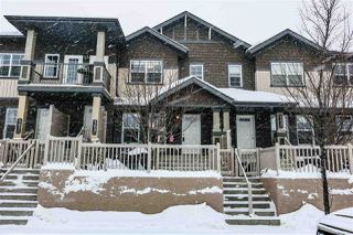 Photo 2: 587 Orchards Boulevard SW in Edmonton: Zone 53 Townhouse for sale : MLS®# E4221445