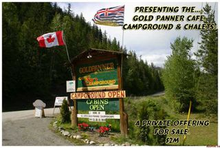 Main Photo: Hwy #6 in East Lumby Area: Lumby East Industrial for sale (Vernon)  : MLS®# 10058135
