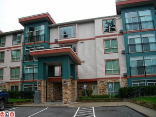 Main Photo: 301 33485 South Fraser Way in Abbotsford: Abbotsford West Condo