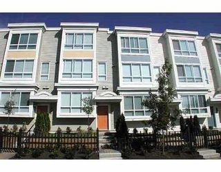 """Main Photo: 6717 VILLAGE GR in Burnaby: Middlegate BS Townhouse for sale in """"THE VILLAGE-MONTEREY"""" (Burnaby South)  : MLS®# V590966"""