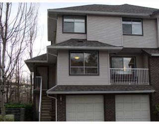 Photo 1: 44 2450 LOBB Avenue in Port_Coquitlam: Mary Hill Townhouse for sale (Port Coquitlam)