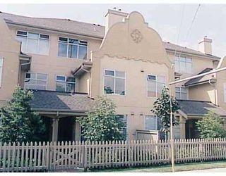 """Photo 1: 4 3418 ADANAC ST in Vancouver: Renfrew VE Townhouse for sale in """"TERRA VITA"""" (Vancouver East)  : MLS®# V541192"""