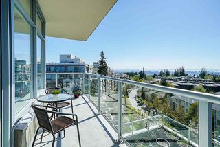Photo 1: 803 9288 UNIVERSITY CRESCENT in Burnaby: Simon Fraser Univer. Condo for sale (Burnaby North)  : MLS®# R2360340