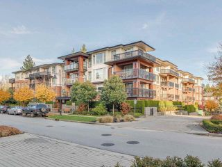 "Main Photo: 313 1153 KENSAL Place in Coquitlam: New Horizons Condo for sale in ""ROYCROFT"" : MLS®# R2420102"