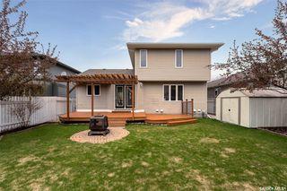 Photo 44: 279 Kucey Terrace in Saskatoon: Arbor Creek Residential for sale : MLS®# SK809054