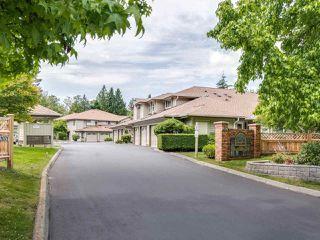 "Photo 24: 21 12071 232B Street in Maple Ridge: East Central Townhouse for sale in ""Creekside Glen"" : MLS®# R2473221"
