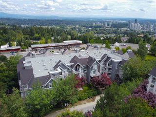"Main Photo: 405 1420 PARKWAY Boulevard in Coquitlam: Westwood Plateau Condo for sale in ""THE MONTREUX"" : MLS®# R2482740"