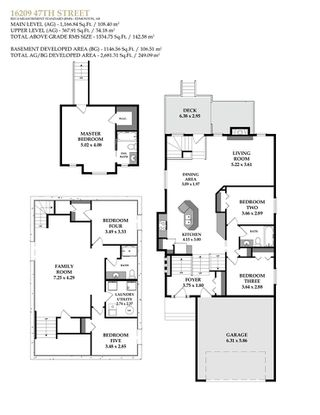 Photo 50: 16209 47 Street in Edmonton: Zone 03 House for sale : MLS®# E4214160