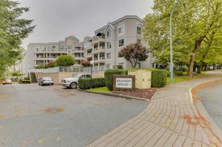 "Photo 1: 417 11605 227 Street in Maple Ridge: East Central Condo for sale in ""Hillcrest"" : MLS®# R2508742"
