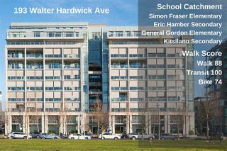 "Photo 40: 193 WALTER HARDWICK Avenue in Vancouver: False Creek Condo for sale in ""BRIDGE"" (Vancouver West)  : MLS®# R2512536"