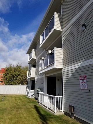 Photo 22: 103 10604 110 Avenue in Edmonton: Zone 08 Condo for sale : MLS®# E4220940