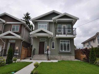 Photo 1: 7519 14TH AV in Burnaby: Edmonds BE House for sale (Burnaby East)  : MLS®# V906880