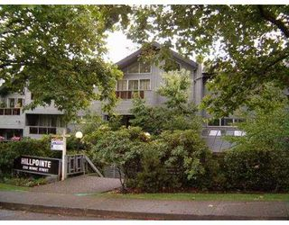 """Main Photo: 112 230 MOWAT Street in New_Westminster: Uptown NW Condo for sale in """"HILLPOINTE"""" (New Westminster)  : MLS®# V661507"""