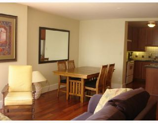 """Photo 5: 302 1860 ROBSON Street in Vancouver: West End VW Condo for sale in """"STANLEY PARK PLACE"""" (Vancouver West)  : MLS®# V662524"""